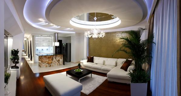 Bí quyết làm trần thạch cao phù hợp từng phòng trong nhà