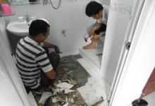 Kiến thức hữu ích về chống thấm nhà vệ sinh vào mùa mưa