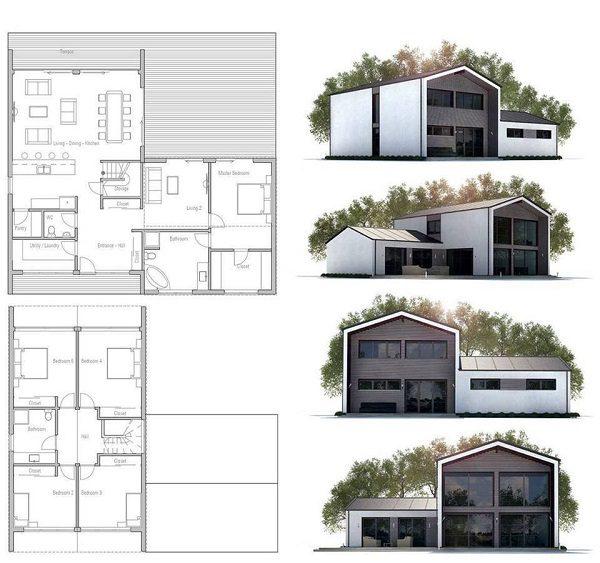 Dịch vụ xây nhà trọn gói tư vấn bản vẽ và phối cảnh căn nhà