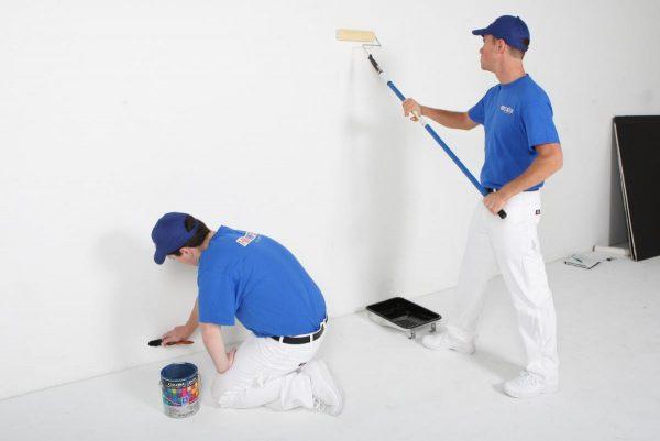Dịch vụ sơn sửa nhà chuyên nghiệp tại Hà Nội