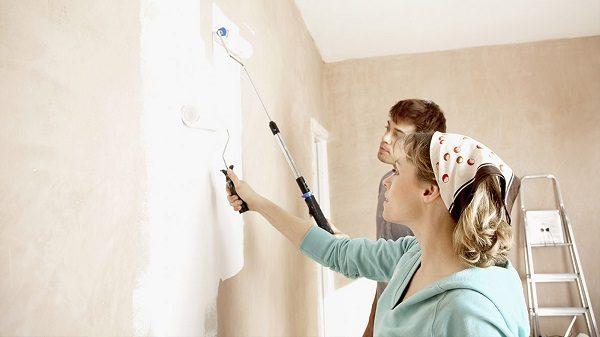 Tuân thủ các bước sơn giúp mọi việc thuận lợi và nhanh chóng hơn