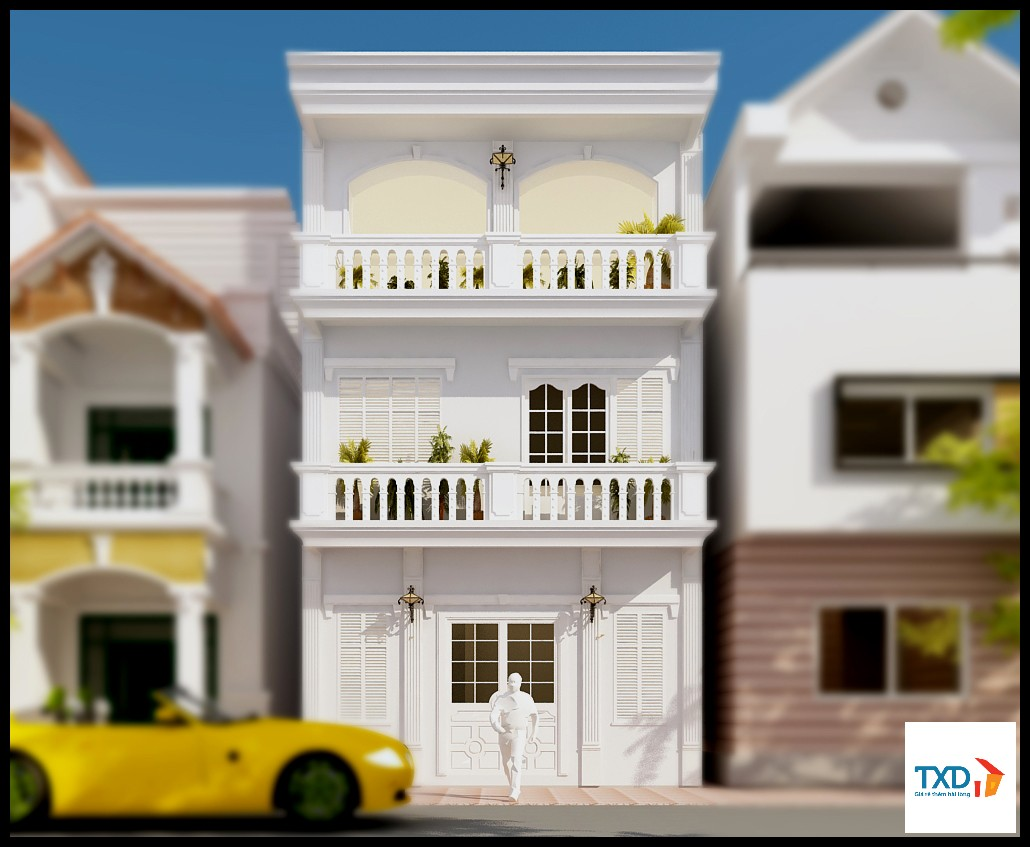 Hồ sơ thiết kế xây dựng nhà