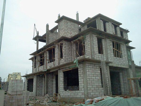 Quy trình xây nhà mà bạn cần biết