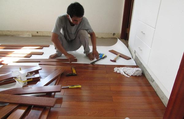 Cải tạo sàn nhà