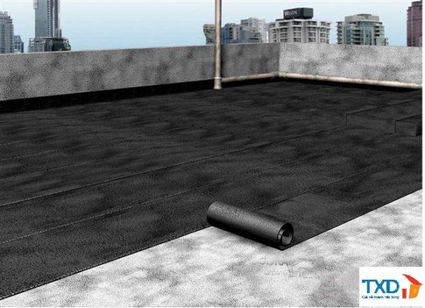 Cách chống thấm trần nhà bê tông hiệu quả