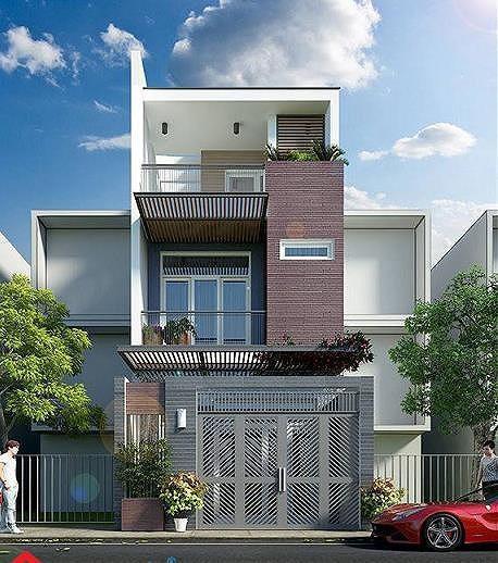 Giá xây dựng nhà phố giá rẻ chưa từng có tại Hà Nội