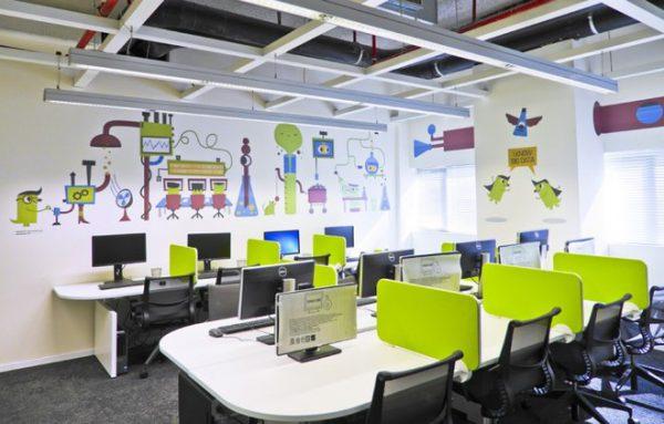 Dịch vụ xây dựng văn phòng chất lượng cao tại Hà Nội