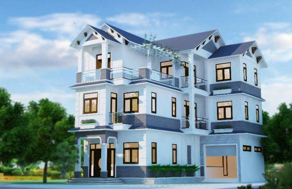 Báo giá xây nhà trọn gói 2020 Hà Nội