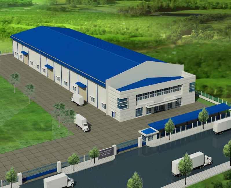Báo giá xây dựng nhà xưởng công nghiệp