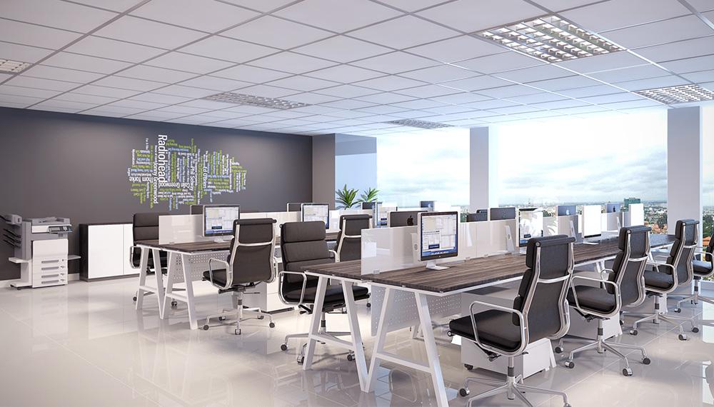 Xây văn phòng giá rẻ Hà Nội