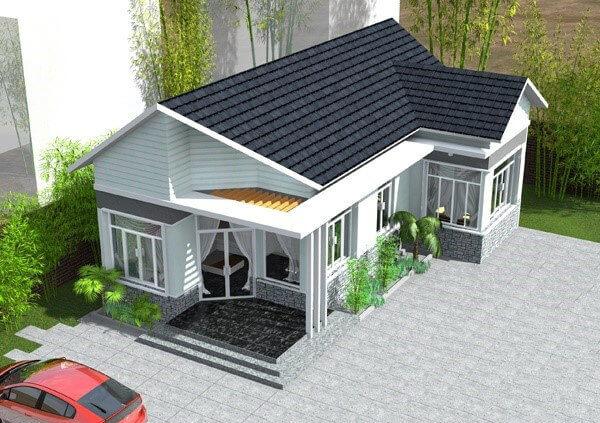 Thiết kế thi công nhà trọn gói 2020