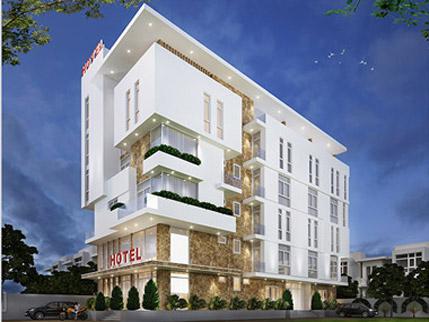 Những đặc điểm thiết kế khách sạn mini hiện đại