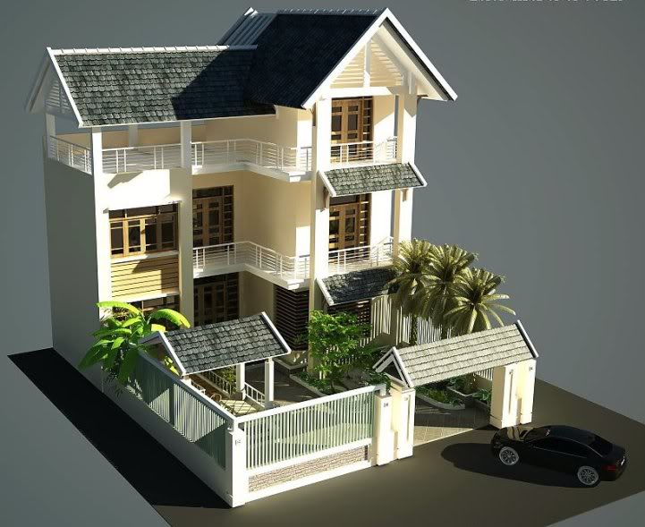 Các công ty xây nhà trọn gói uy tín tại Thanh Trì 2020