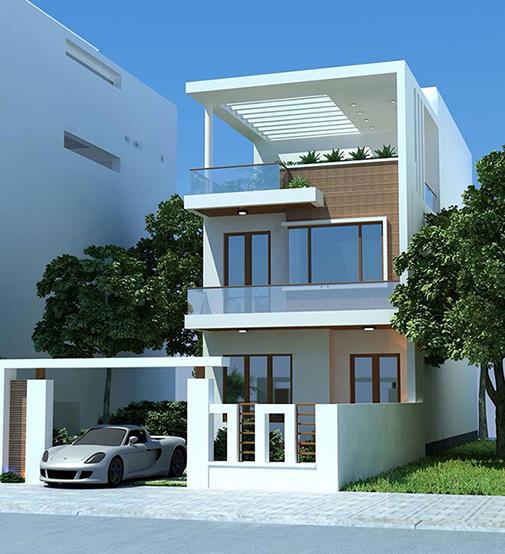 Xây dựng nhà phố 2020
