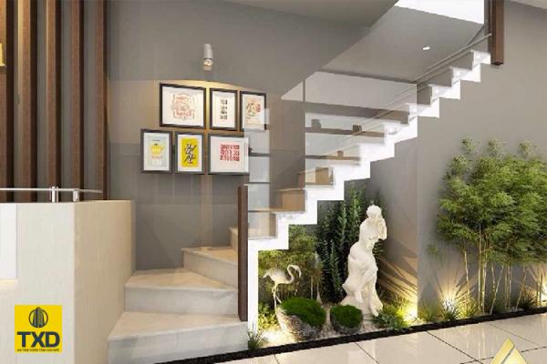Xây dựng cầu thang hợp phong thuỷ với căn nhà