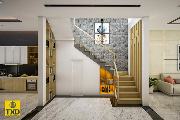 Cách tính diện tích cầu thang chính xác nhất