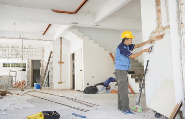 Dịch vụ sửa nhà trọn gói giá rẻ tại Hà Nội