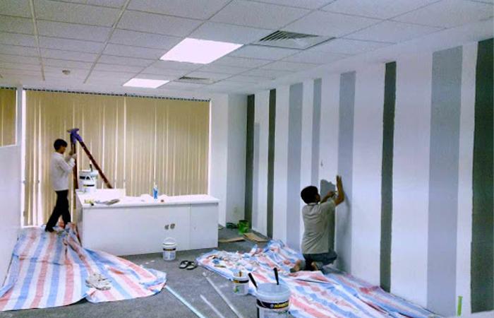 Thực hiện sửa chữa nhà hoàn toàn mới không gian khác