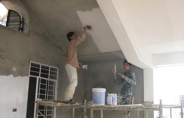 Dịch vụ sửa chữa nhà tại Hà Nội