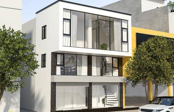 Thiết kế và xây dựng nhà phong cách hiện đại đẹp tinh tế
