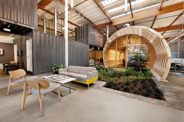Thiết kế nội thất văn phòng hiện đại xu hướng 2020