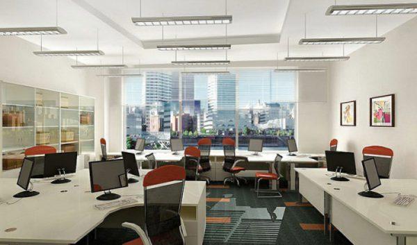 Xây dựng văn phòng trọn gói giá rẻ 2020