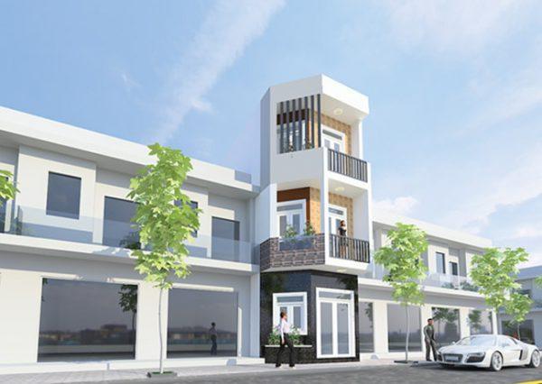 Công ty xây dựng nhà phố trọn gói giá rẻ