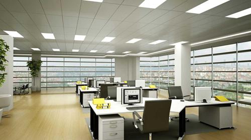 Xây dựng thiết kế văn phòng chuẩn theo yêu cầu