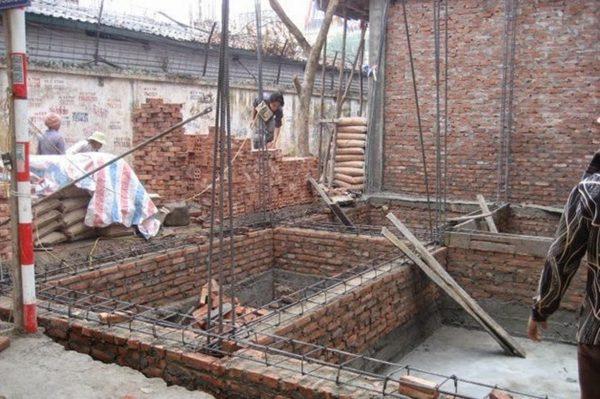 Báo giá nhân công xây thô và hoàn thiện nhà 2021- TXD