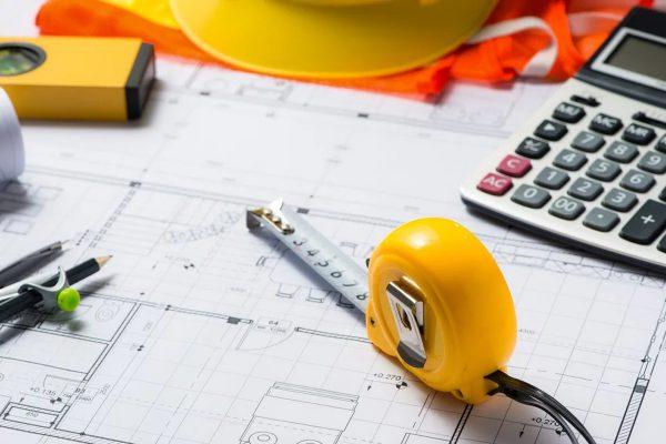 Tính toán các chi phí xây dựng cần thiết