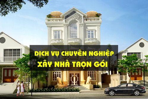 Hợp đồng thuê xây dựng nhà ở trọn gói tại Hà Nội