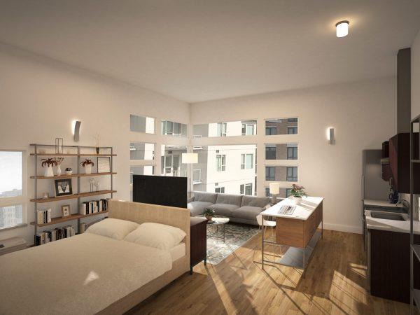Hoàn thiện căn hộ chung cư cao cấp