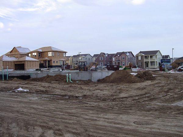 Diện tích đất để xây nhà