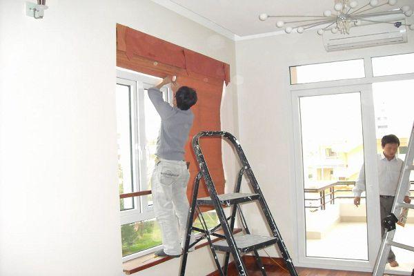Sửa chữa căn hộ chung cư và những điều bạn cần biết