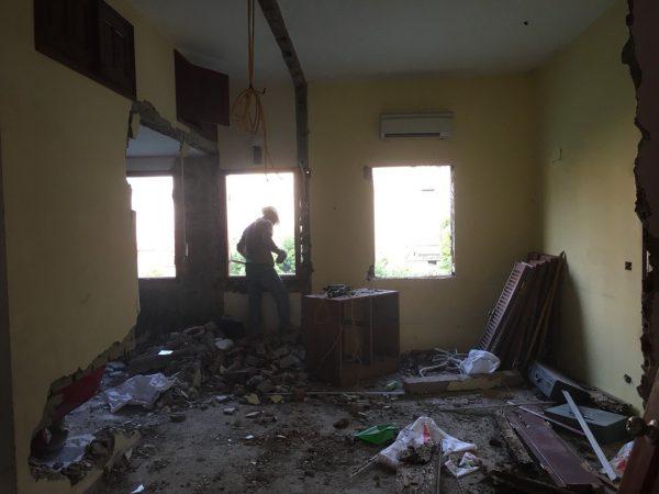 nguyên nhân phải cải tạo nhà