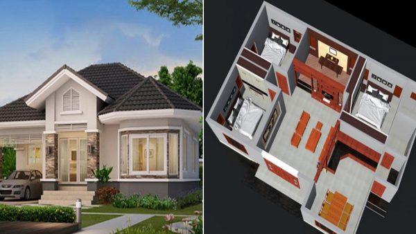 Xác định giá sửa chữa nhà dựa trên quy mô của ngôi nhà