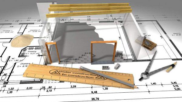 Bản thiết kế công trình xây dựng