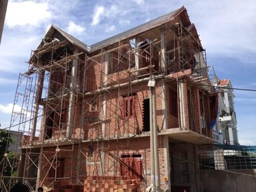 Dịch vụ xây dựng nhà phần thô trọn gói