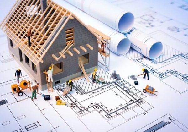 Bật mí quy trình hoàn thiện nhà xây thô chi tiết nhất 2021