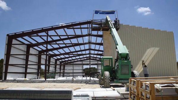 Cần chuẩn bị gì trước khi tiến hành xây dựng nhà xưởng?